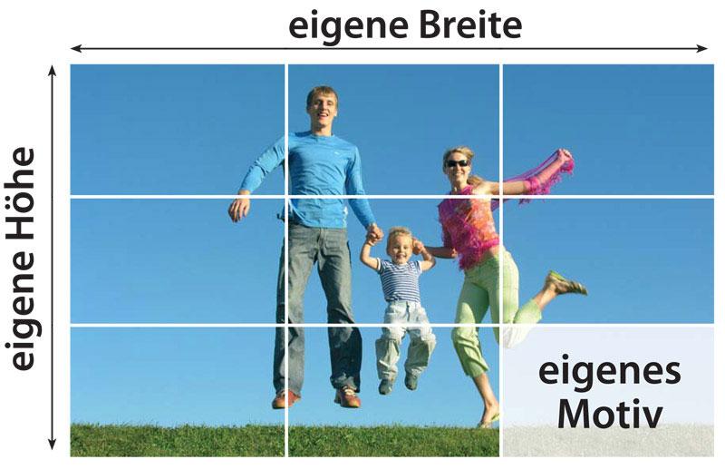 Fototapete Mit Eigenem Foto fototapeten - eigenes motiv/eigene größe | dimex-line.de