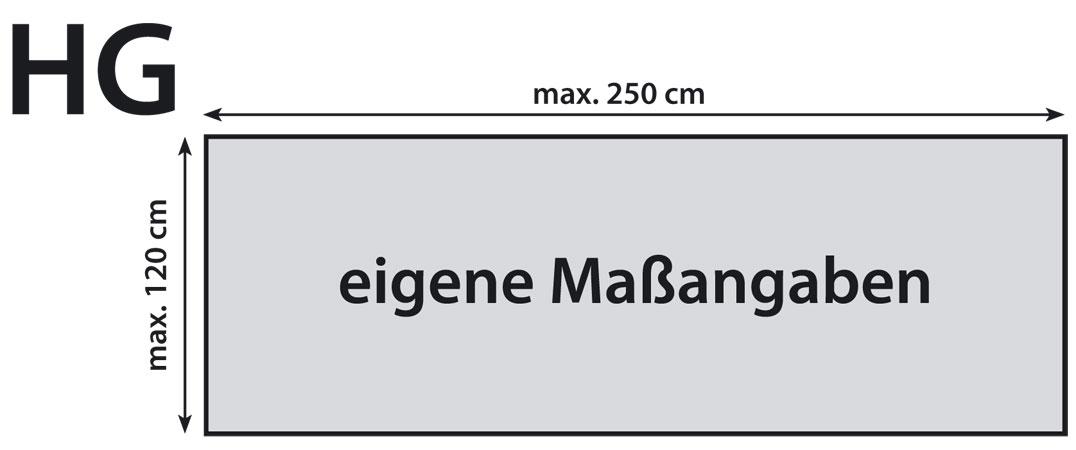Küchenrückwand Glas - Orchideen | dimex-line.de