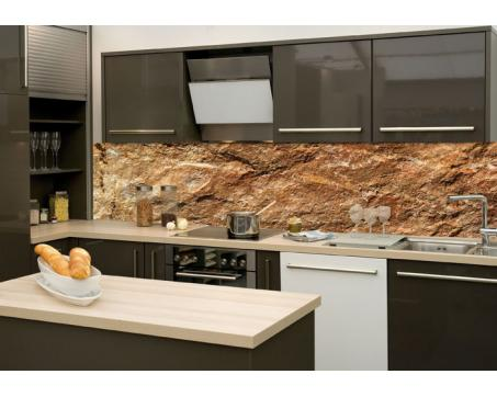 Küchenrückwand Glas - Marmor | dimex-line.de
