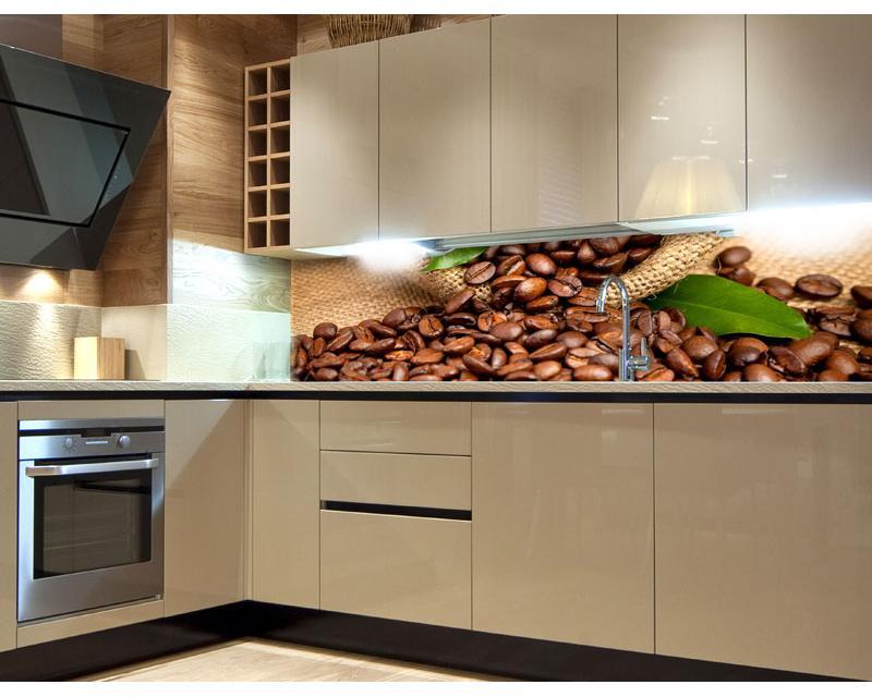Kuchenruckwand Folie Kaffe 180 X 60 Cm Dimex Line De