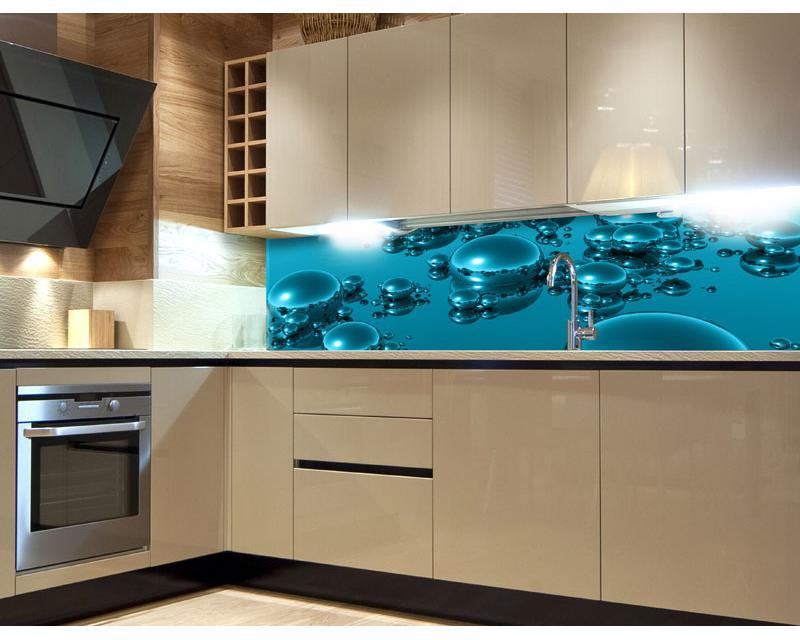 k chenr ckwand folie tropfen 180 x 60 cm dimex. Black Bedroom Furniture Sets. Home Design Ideas
