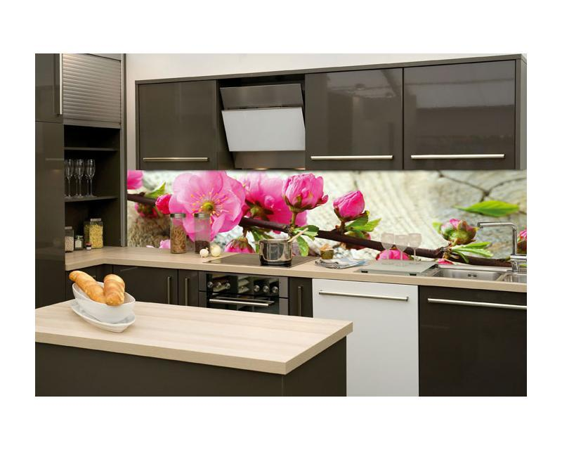Küchenrückwand Glas - Sakura | dimex-line.de