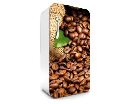 Retro Kühlschrank Folie : Kühlschrank aufkleber kaffeebohnen cm dimex line