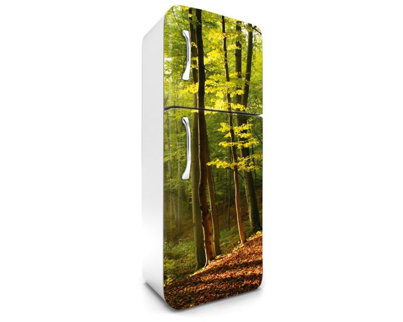 Kühlschrank Aufkleber : Kühlschrank aufkleber wald cm dimex line