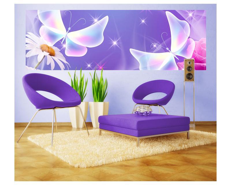 fototapete kinderzimmer m dchen. Black Bedroom Furniture Sets. Home Design Ideas