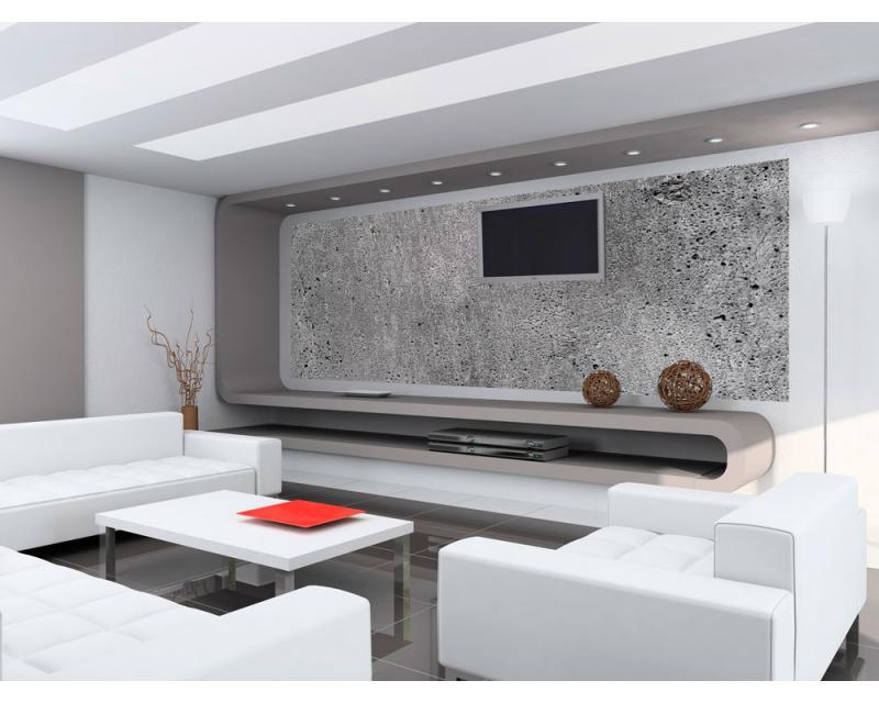 Beton In Interieur : Vlies fototapete beton cm dimex line