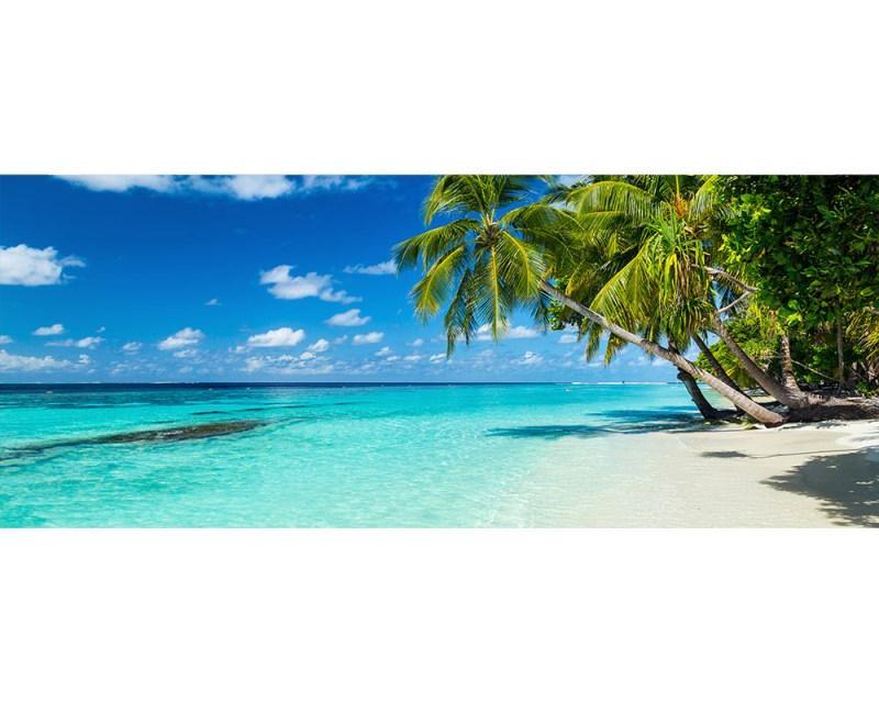 Vlies Fototapete Strand Im Paradies 375 X 150 Cm Dimex Line De