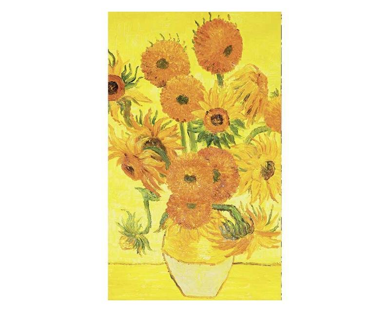 Vlies Fototapete Sonnenblumen Von Vincent Van Gogh 150 X 250 Cm